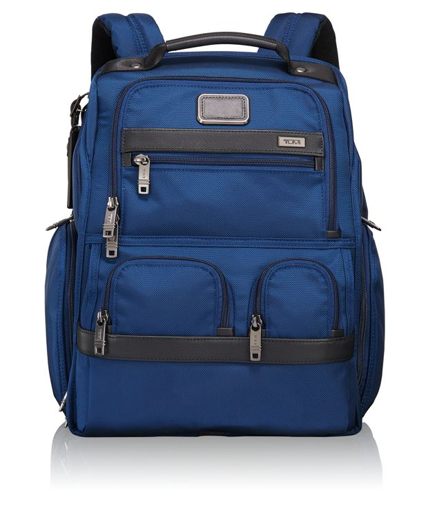 Compact Laptop Brief Pack® in Baltic