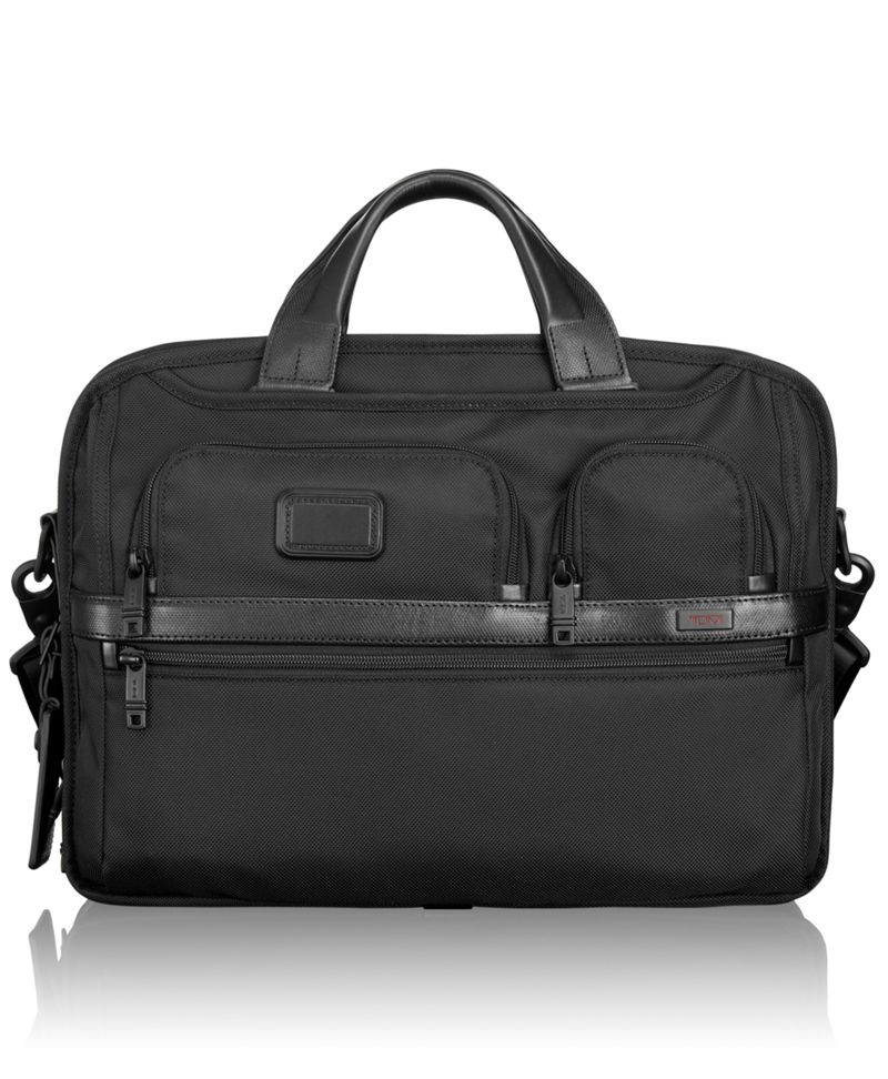 TUMI T-Pass® Medium Screen Laptop Slim Brief - Alpha 2 - Tumi United ...