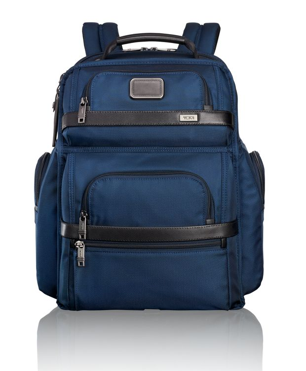 TUMI T-Pass® Business Class Brief Pack® in Navy