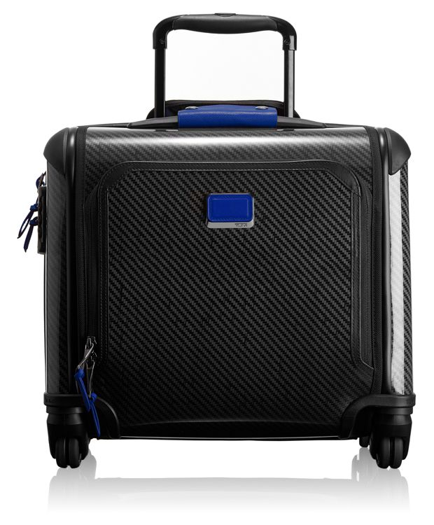 Tegra-Lite® Max Carry-On 4 Wheeled Briefcase in Atlantic