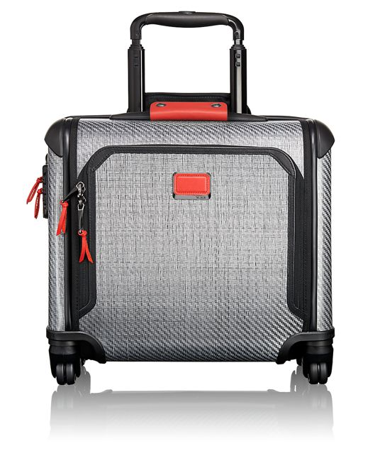 Tegra-Lite® Max Carry-On 4 Wheeled Briefcase in Cherry