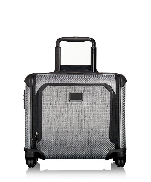 Tegra-Lite® Max Carry-On 4 Wheeled Briefcase in T-Graphite