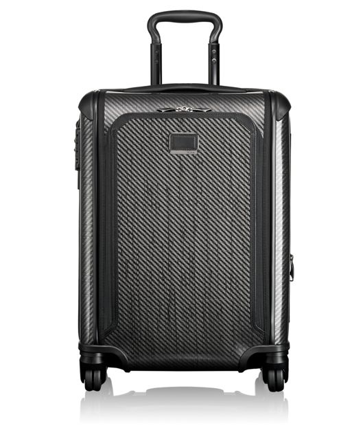 Tegra-Lite® Max Continental Expandable Carry-On in Black Graphite