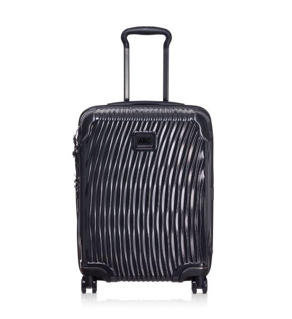 International Slim Carry-On in Black