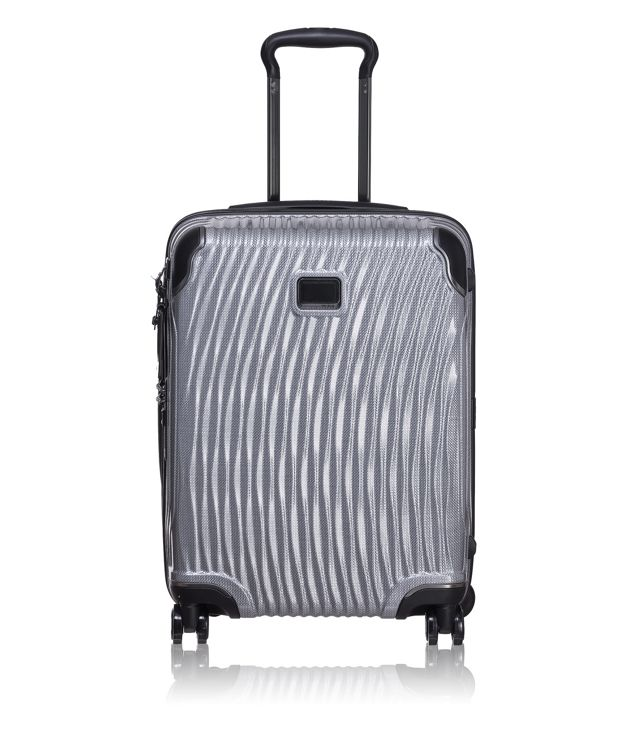 International Slim Carry-On in Silver