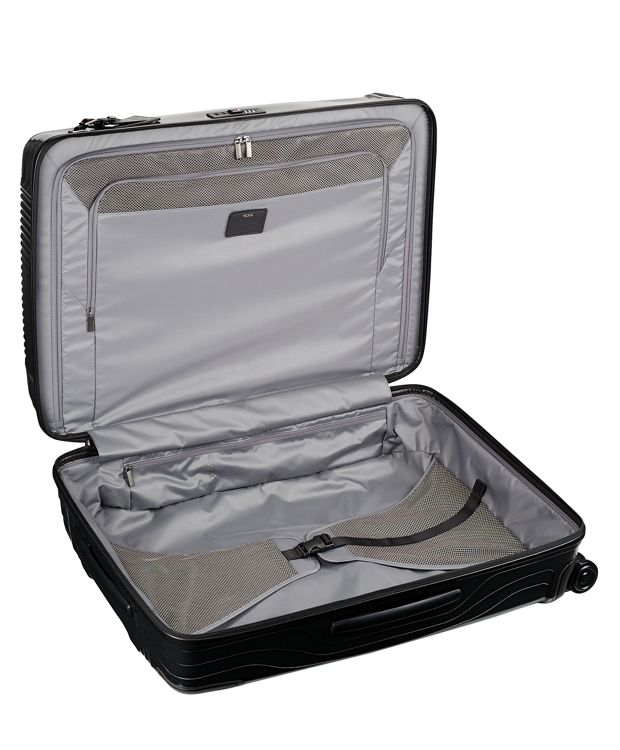 Black Worldwide Trip Packing Case
