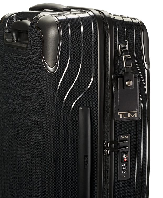 Black Short Trip Packing Case