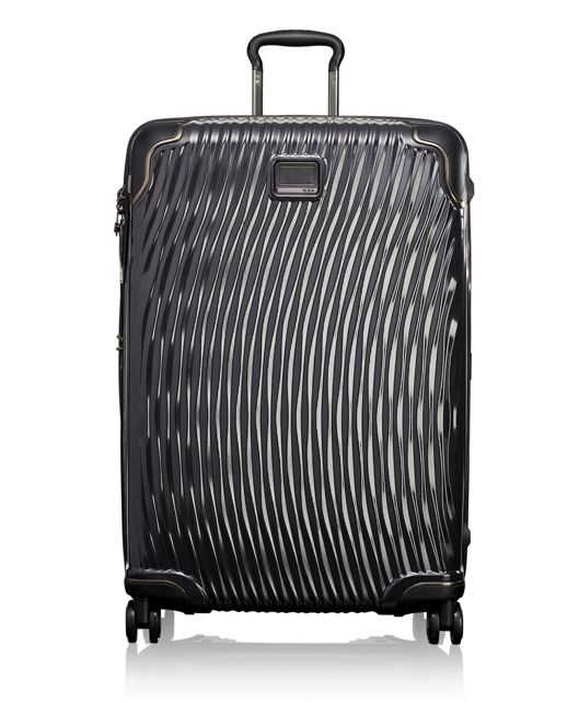 Extended Trip Packing Case in Black
