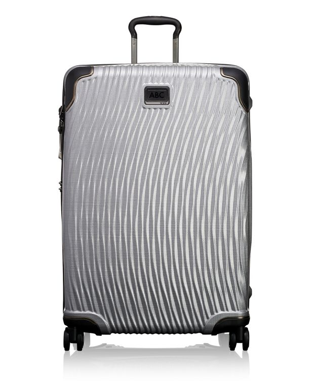 Extended Trip Packing Case in Silver