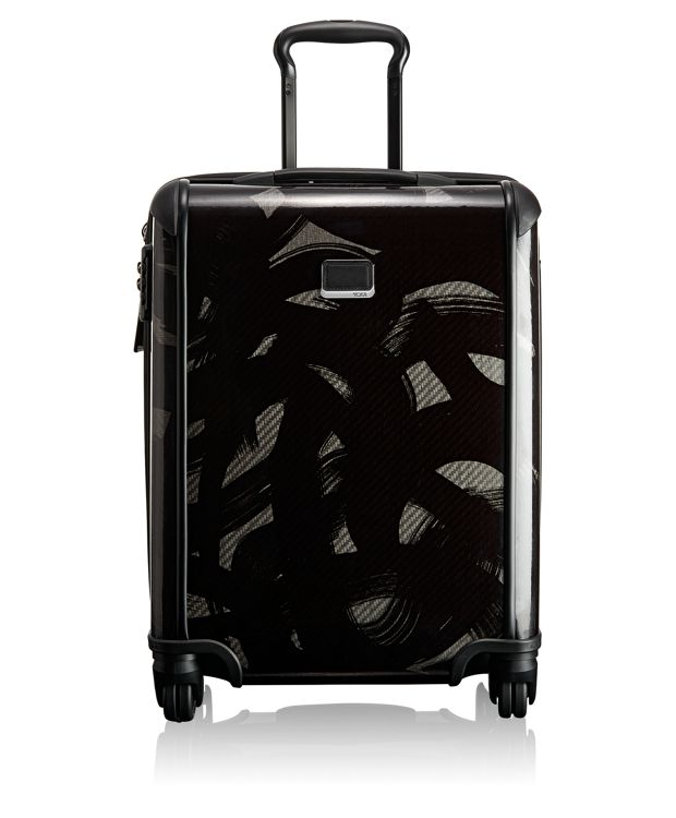 Continental Carry-On in Smoke Character