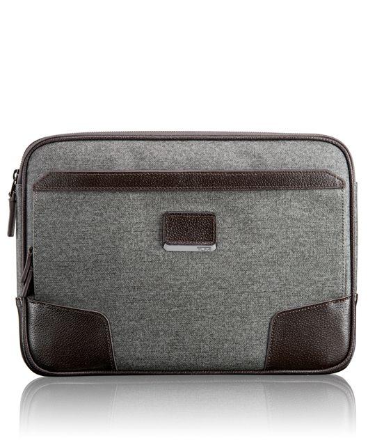 Tablet Cover in Earl Grey