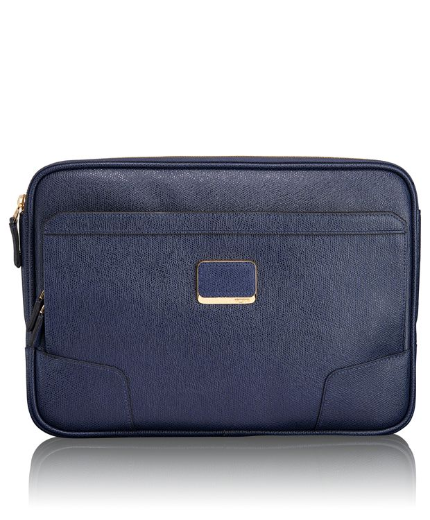 Large Laptop Cover in Navy