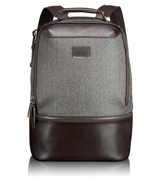 Stratford Backpack in Earl Grey