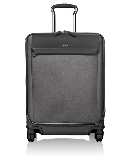 Reeves Continental Expandable Carry-On in Grey