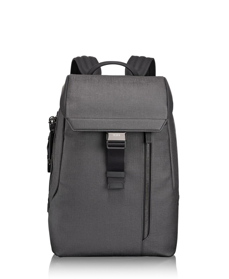 Dresden Flap Backpack
