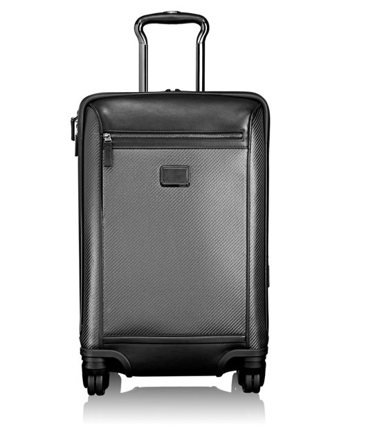 Carbon Fiber Donington International 4 Wheeled Carry-On in Carbon