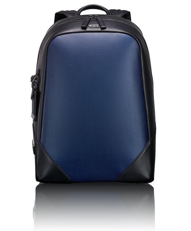 Carbon Fiber Southington Backpack in Navy