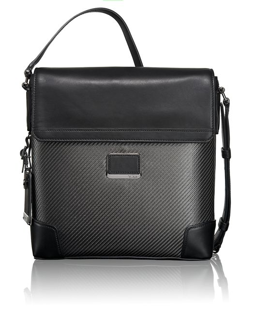 Carbon Fiber Suzuka Crossbody in Carbon