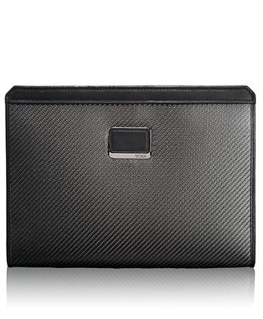 Carbon Fiber Sebring Tablet Cover in Carbon