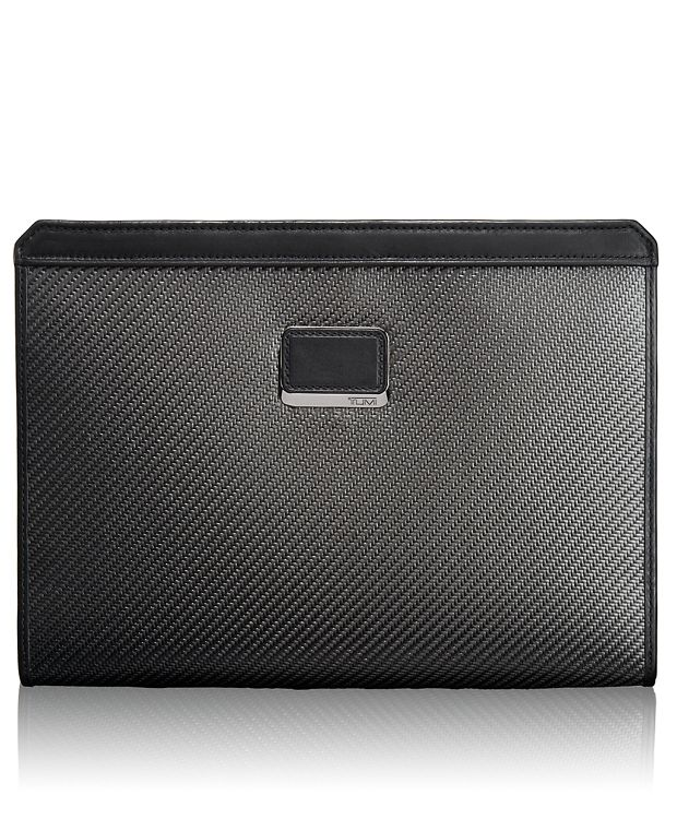 Carbon Fiber Sebring Tablet Cover in Carbon