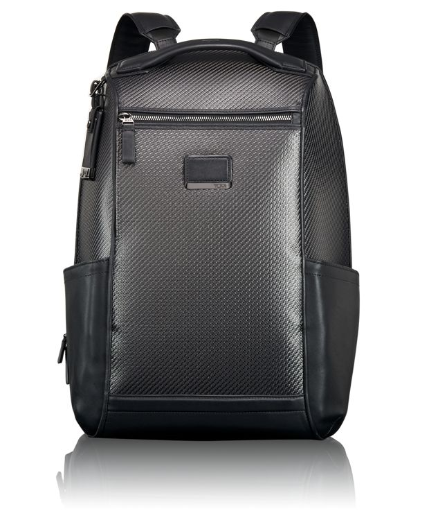 Carbon Fiber Watkins Backpack in Carbon