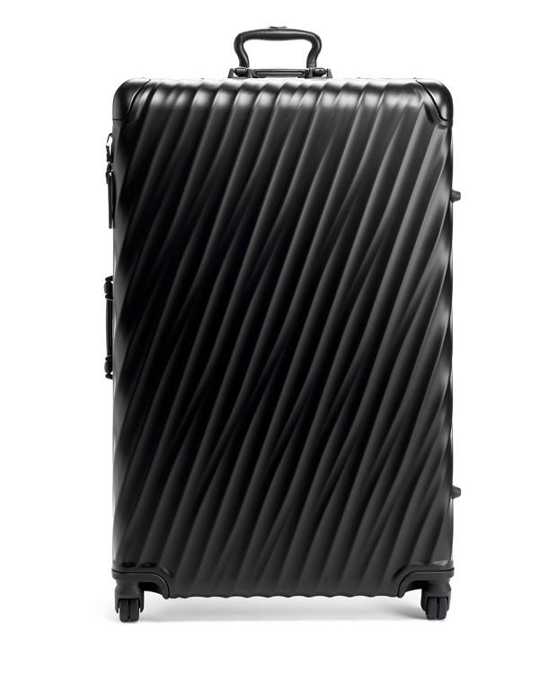 Worldwide Trip Packing Case in Matte Black
