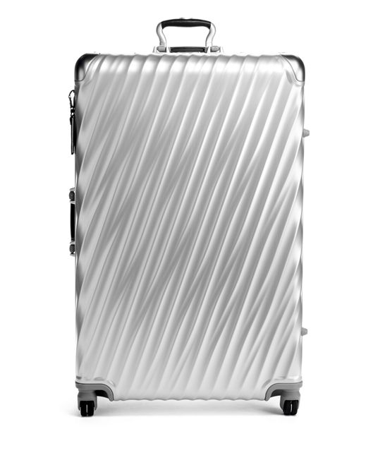 Worldwide Trip Packing Case in Silver