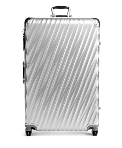 Worldwide Trip Packing Case - 19 Degree Aluminum - Tumi United States -  Silver