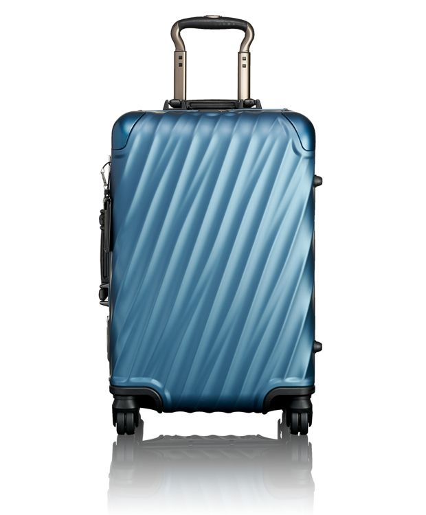 International Carry-On in Blue