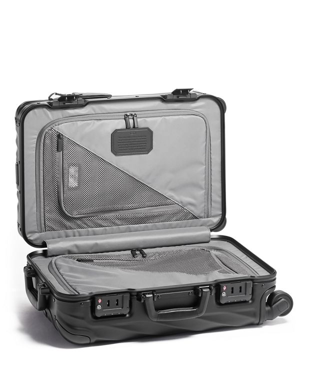 Matte  Black International Carry-On