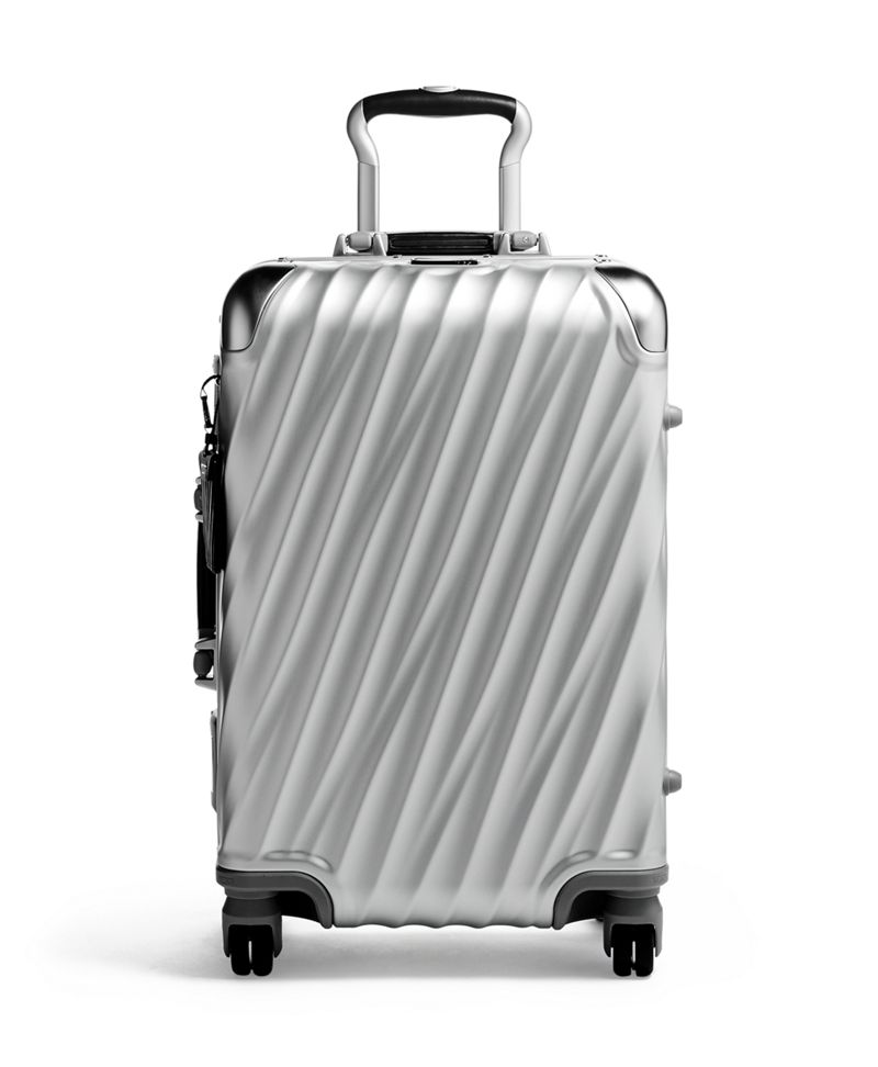 Silver International Carry-On