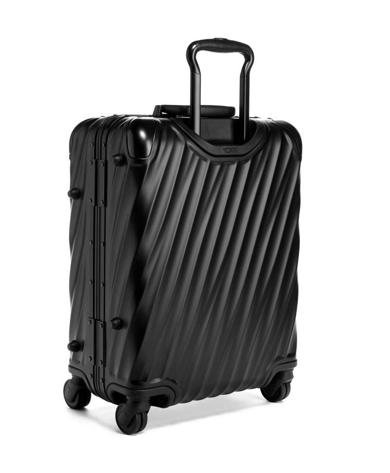 Matte  Black Continental Carry-On