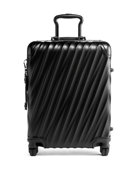 Continental Carry-On in Matte Black