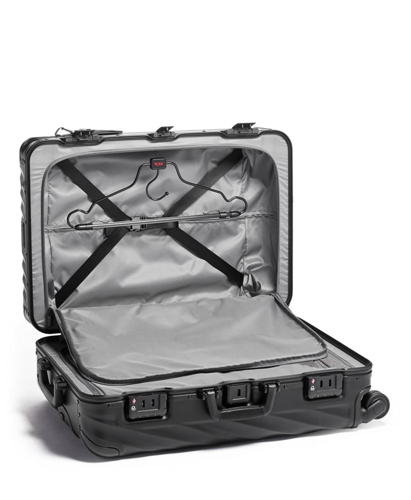 Matte  Black Short Trip Packing Case