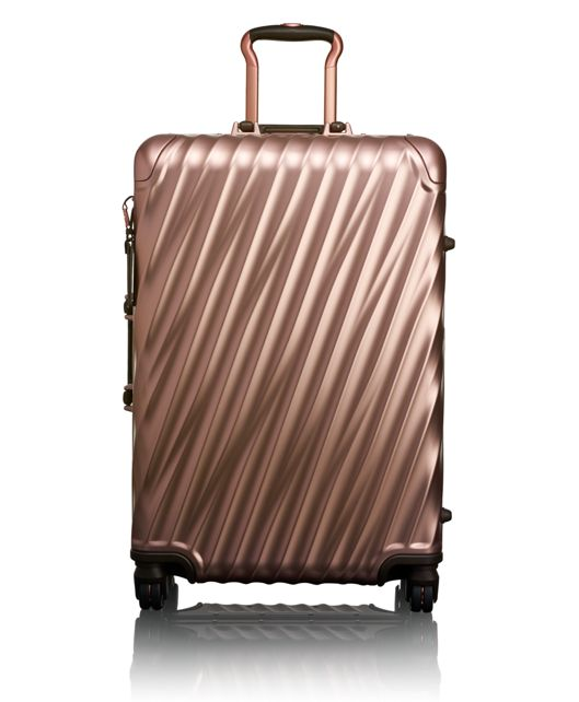Short Trip Packing Case in Rose Gold