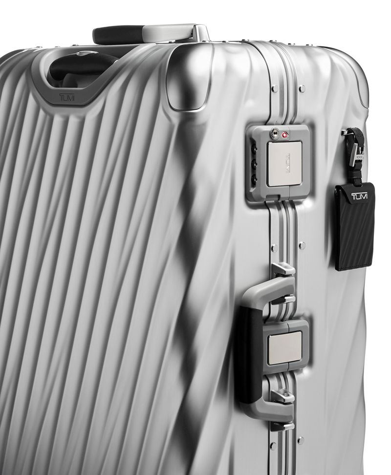 Silver Short Trip Packing Case