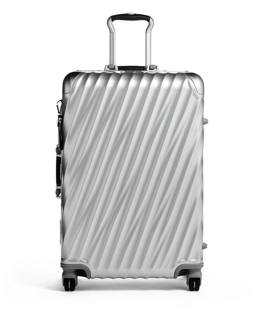 Short Trip Packing Case in Silver