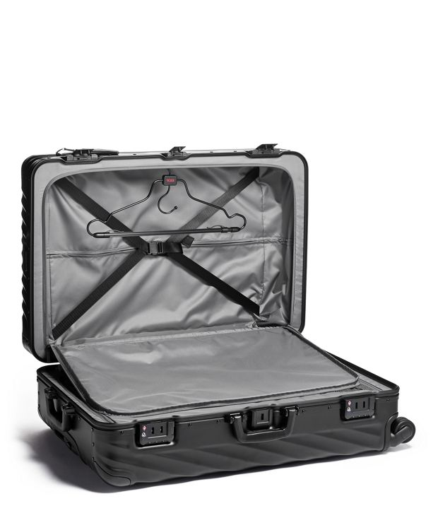 Matte  Black Extended Trip Packing Case