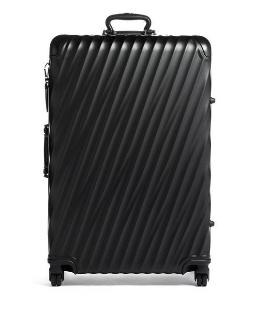 Extended Trip Packing Case in Matte  Black