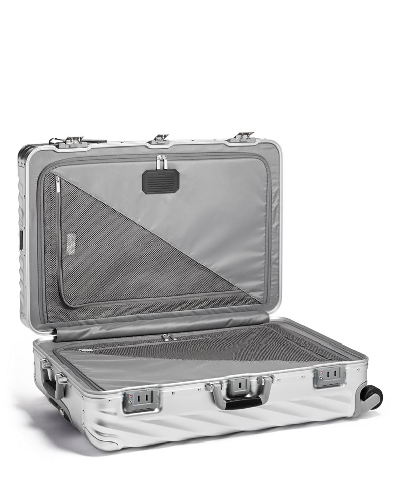 Silver Extended Trip Packing Case