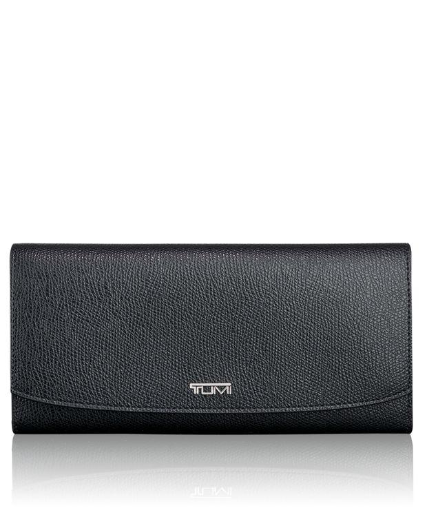Envelope Wallet in Black