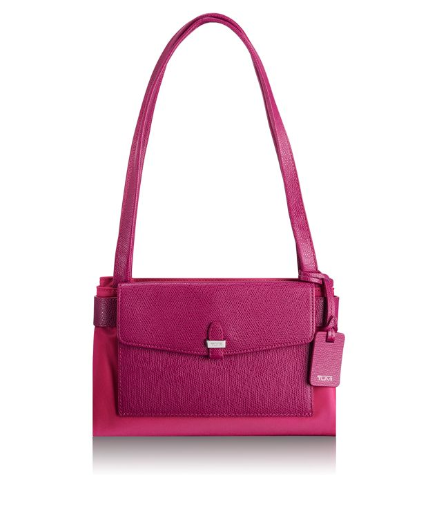 Foldable Tote in Pink