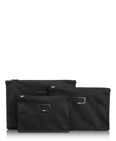 1a75773bf88f63 3 Pouch Set - Travel Accessory - Tumi United States - Black