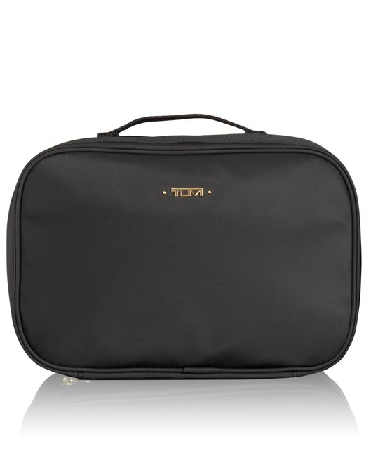 Lima Travel Toiletry Kit in Black