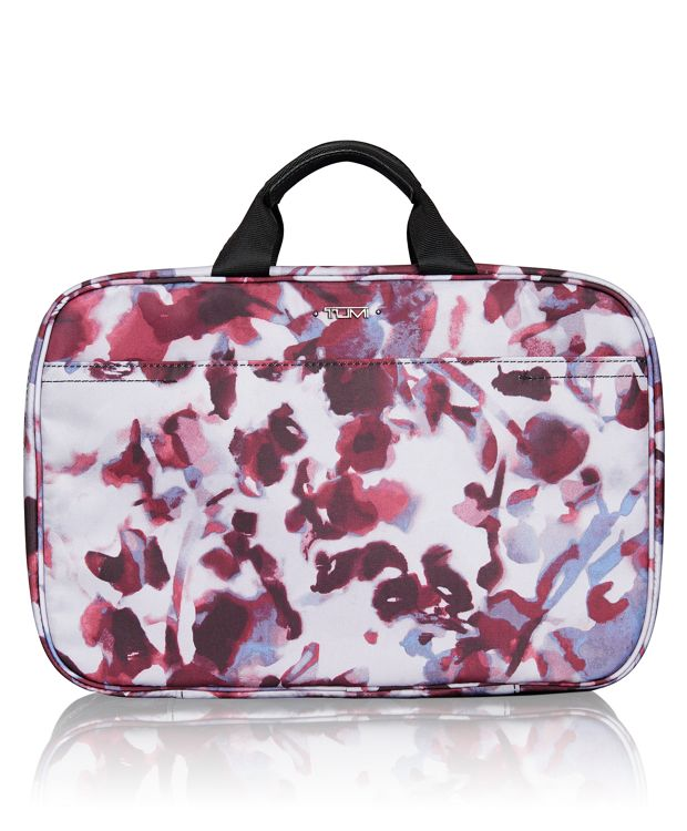 Monaco Travel Kit in Orchid Floral