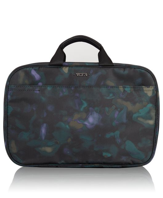 Monaco Travel Kit in Pine Floral