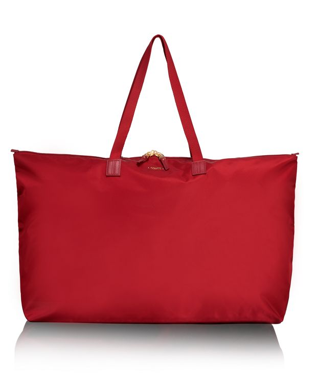 Just In Case® Tote in Crimson
