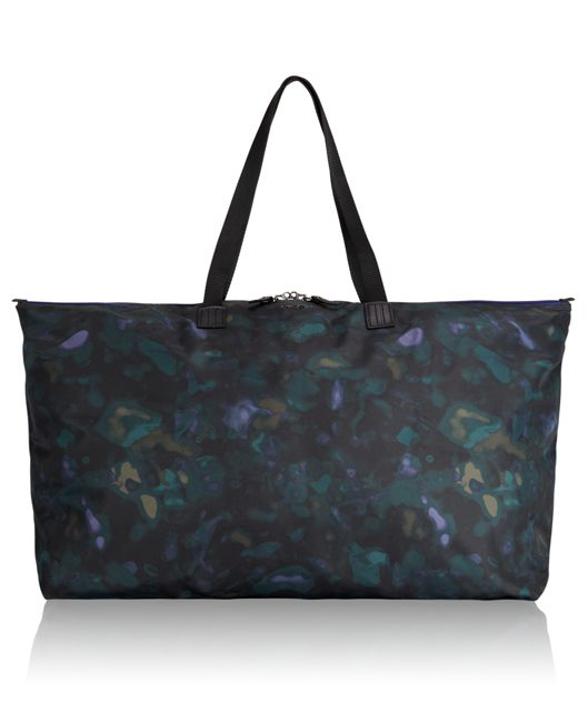 Just In Case® Travel Duffel in PINE FLORAL