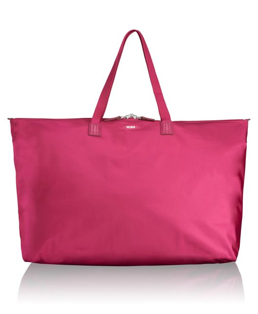 Just In Case® Travel Duffel in Pink