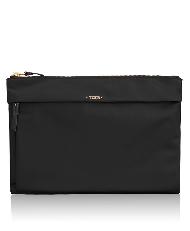 Lingerie Travel Bag in Black